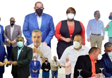 """Cúpula del Gobierno """"coquetea"""" con alcalde de la FP en SDN en desmedro dirigencia local del PRM"""