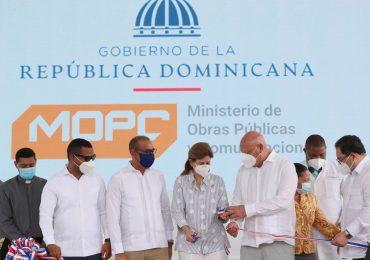 Vicepresidenta entrega hospital de Las Terrenas, Samaná y supervisa avances del Plan Vacúnate RD