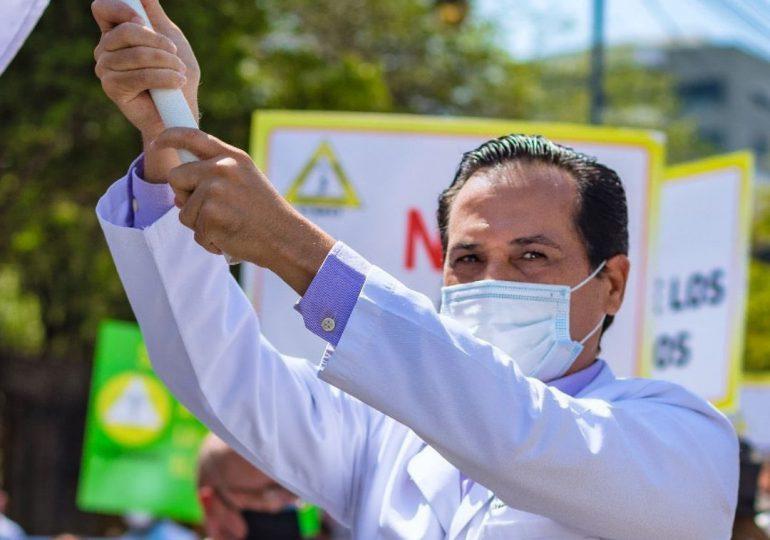 Senador Iván Silva apoyará huelga contra ARS Humano