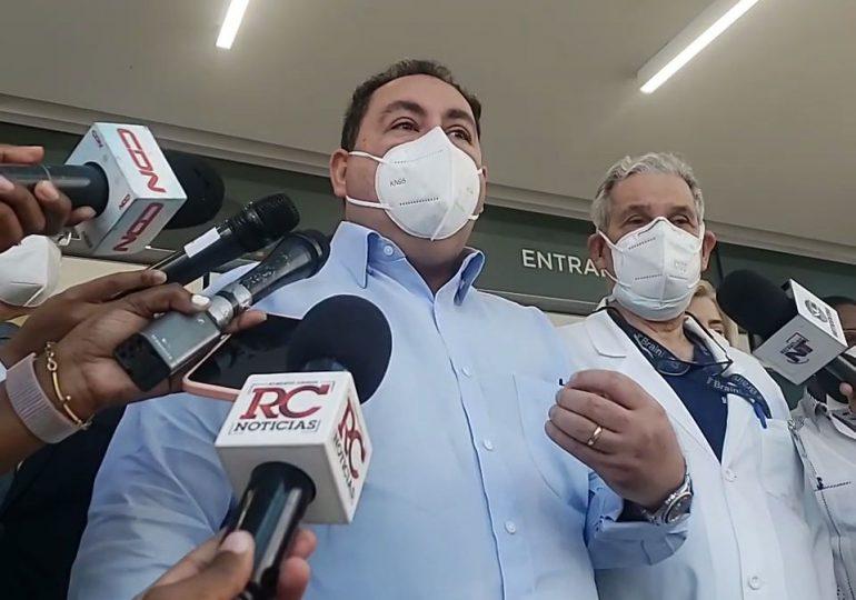 VIDEO | Habilitan 150 camas para pacientes de Covid-19 en Ciudad Sanitaria