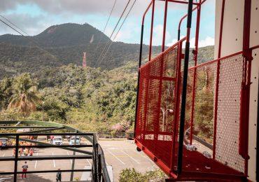 Identifican falla en el sistema de poleas que afectó Teleférico de Puerto Plata