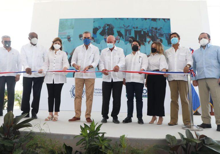 Rehabilitan Puerto de Barahona en siete meses para el desarrollo turístico y comercial