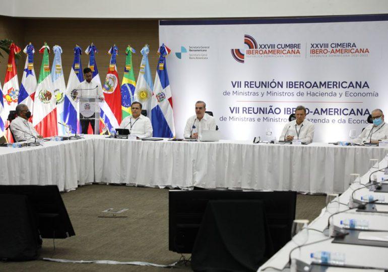 VIDEO   Abinader advierte desigualdad en financiamiento afecta respuestas de países ante crisis del COVID-19