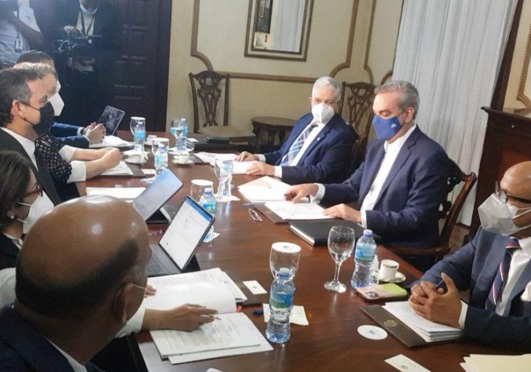 Video | Presidente reúne al Consejo Nacional de la Magistratura