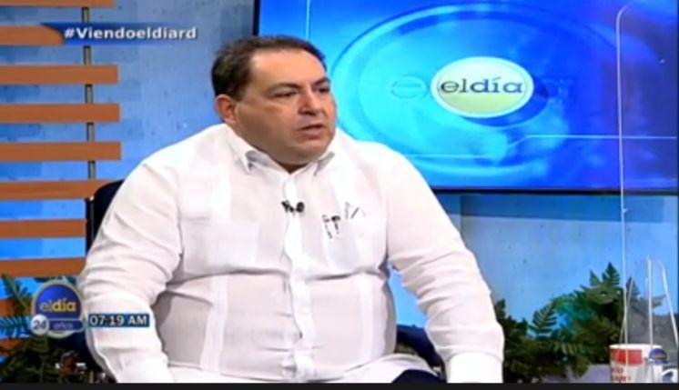"""Mario Lama: """"Deberíamos estar preocupados de que la gente se vacune"""""""