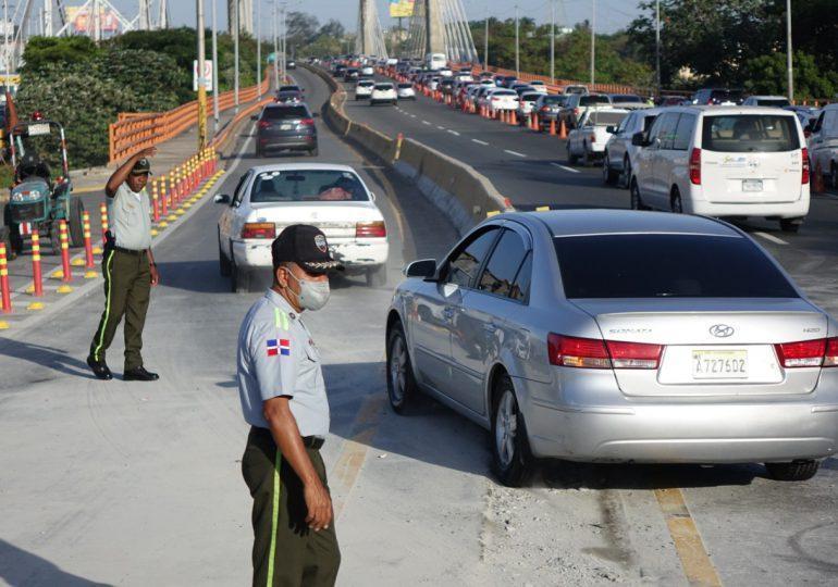 VIDEO | DIGESETT hace pruebas de contraflujo por reparación del puente Juan Bosch