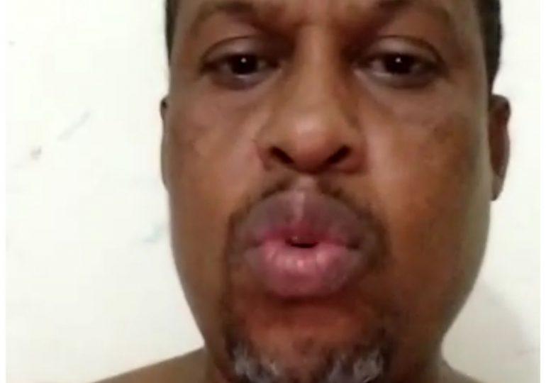 VIDEO | Recluso denuncia quieren matarlo por conocer sobre corrupción entre presos y autoridades en SFM