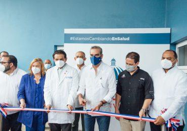 Entregan Centro de Diagnóstico y Atención Primaria en Jarabacoa en funcionamiento