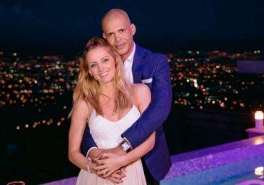 Félix Sánchez y María Dimitrova serán padres por primera vez