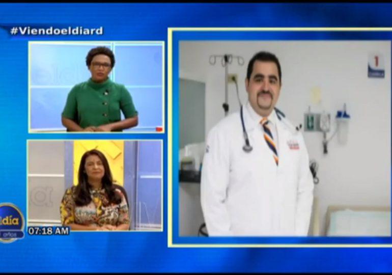 Especialista afirma hay saturación de pacientes con COVID-19 en hospitales privados