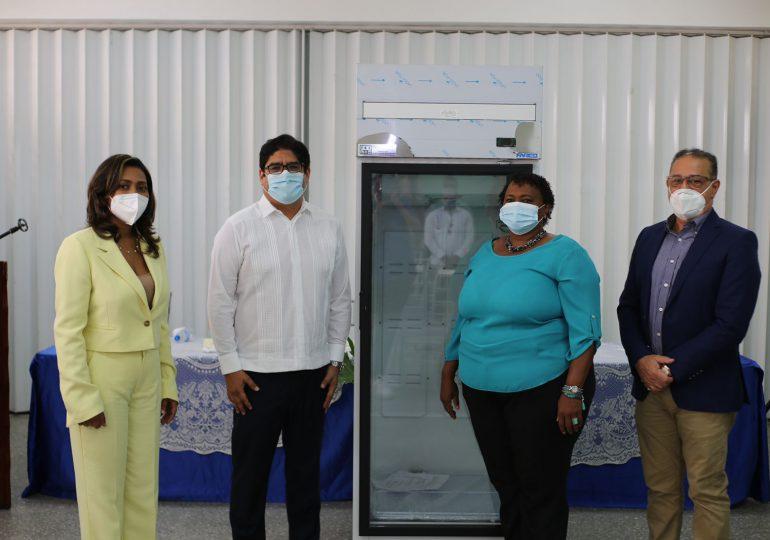 INABIE y FAO entregan 32 sistemas de refrigeración para conserva de alimentos