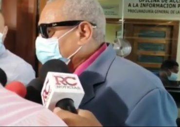 VIDEO | Abogado de invidente involucrado en supuesto fraude de Lotería Nacional dice su representado es inocente