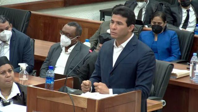VIDEO | Defensa de Adán Cáceres lo desvinculan del supuesto atentado contra Yeni Berenice