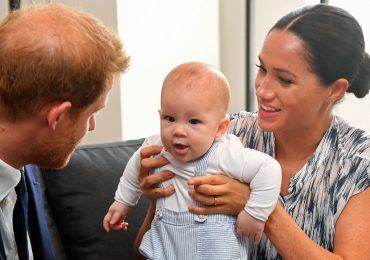 Hijo de los duques de Sussex cumple dos años