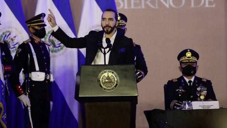 """Bukele desafía a EEUU y dice que cambios en El Salvador son """"irreversibles"""""""