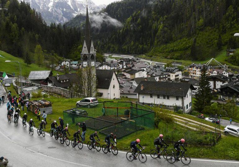 Modificada la 19ª etapa del Giro tras el accidente del teleférico