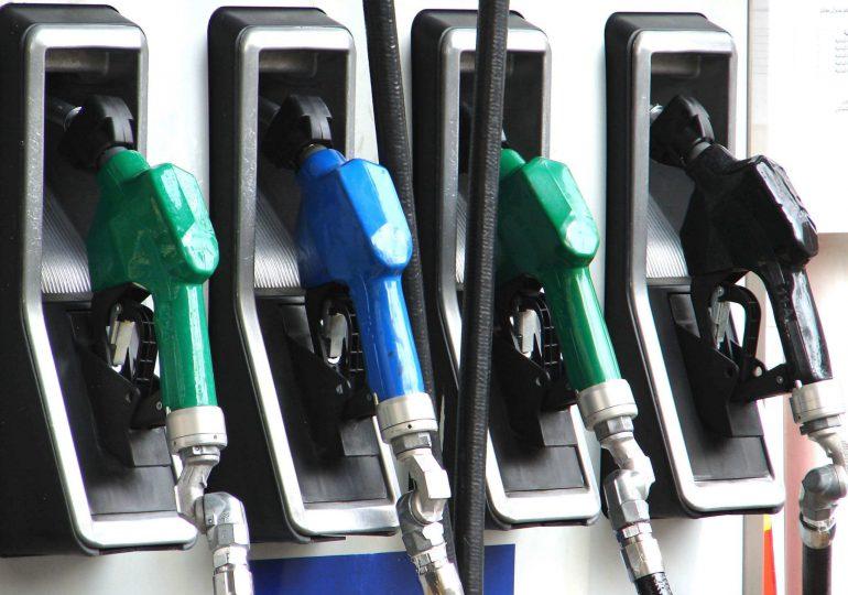 GLP y Gas Natural mantienen sus precios; demás combustibles suben