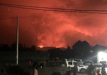 El volcán en erupción en RD Congo también provoca penurias en Ruanda