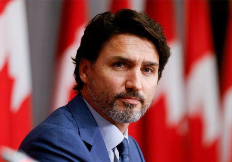 Justin Trudeau anticipa que Canadá volverá a la normalidad en septiembre
