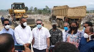 Presidente Abinader ordena la intervención técnica del vertedero de Sosúa