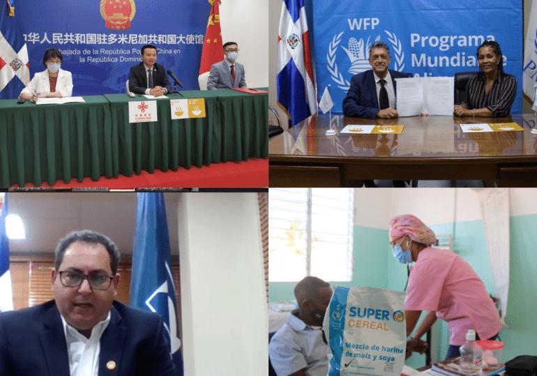 Finaliza proyecto de asistencia alimentaria y nutricional en provincias fronterizas
