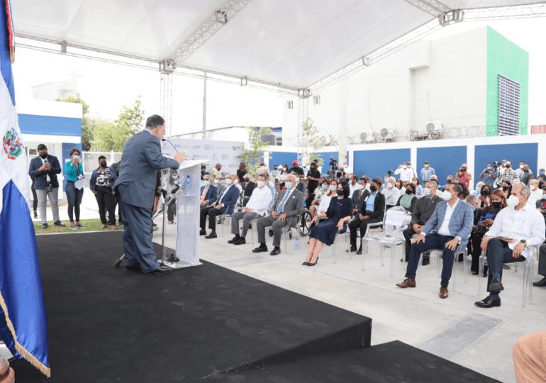 Inauguran centro de rehabilitación en distrito industrial de Haina