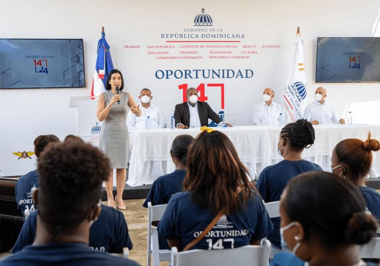 Gabinete de Política Social capacitará en turismo a jóvenes de Pedernales