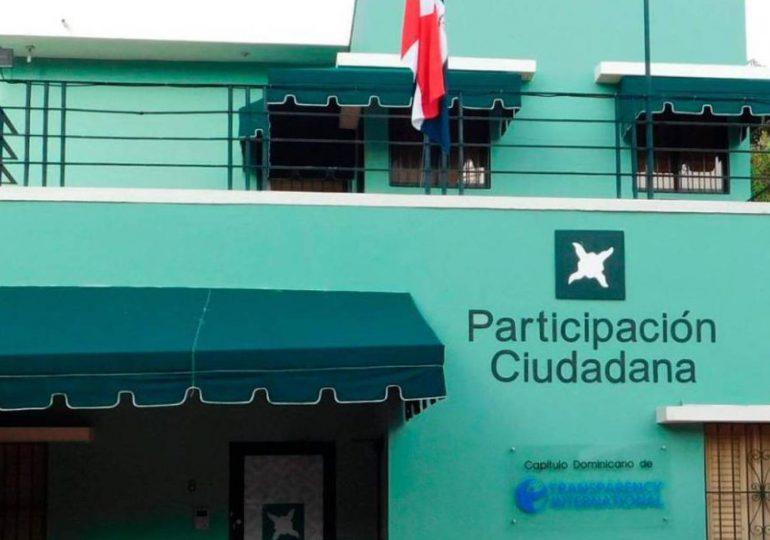 Participación Ciudadana lamenta tratamiento dado a penas por delitos de corrupción