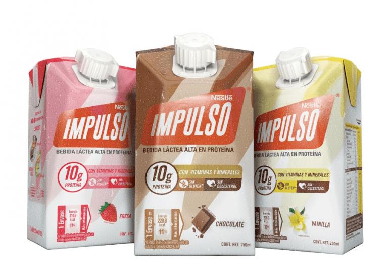 Nestlé Dominicana presenta nueva imagen y formato de Impulso®