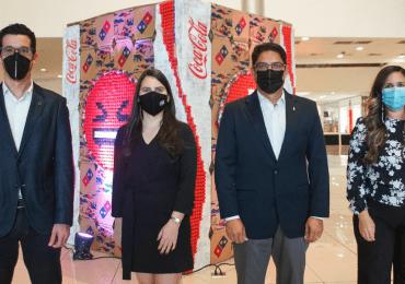 Sistema Coca-Cola y Domino´s celebran Día Mundial del Reciclaje