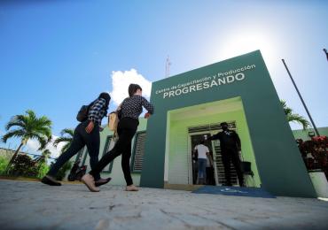 Los Centro de Capacitación y Producción de Prosoli educarán a más de 100,000 personas