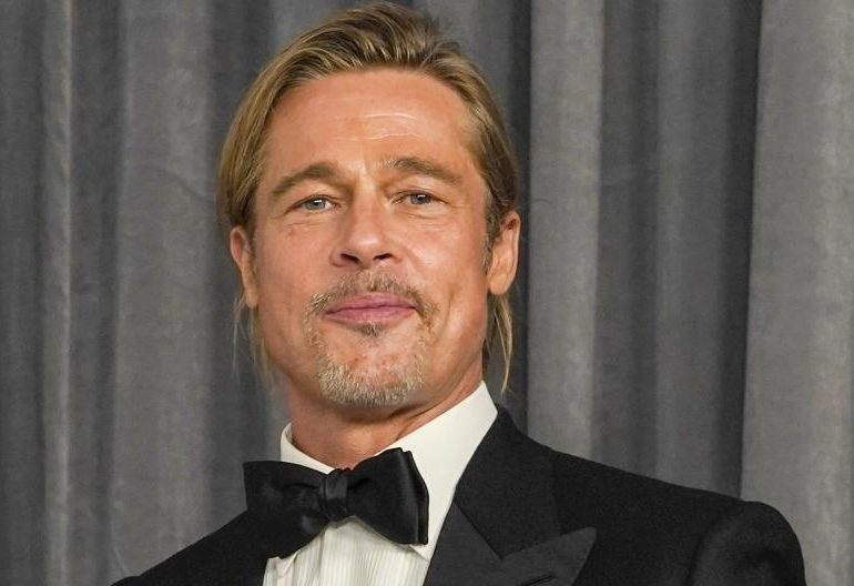Brad Pitt gana custodia compartida de sus hijos con Angelina Jolie