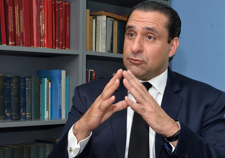 Servio Tulio afirma en seis meses se tendrán resultados de reforma policial