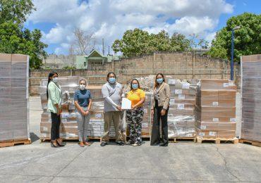 """""""Sanar una Nación"""" dona 50 millones en alimentos y medicamentos a CONAPE"""