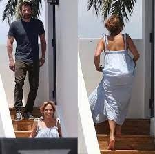 Bennifer está de vuelta! JLo y Ben Affleck captados juntos en Miami |  Listín Diario
