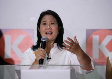 Justicia peruana niega permiso a Keiko Fujimori para viajar a Ecuador