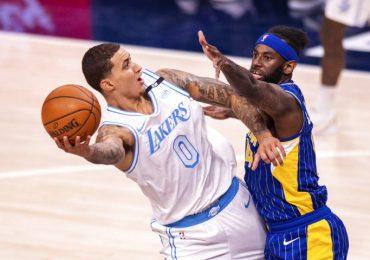 Los Lakers derrotan a Pacers y se resisten a jugar el 'play in'