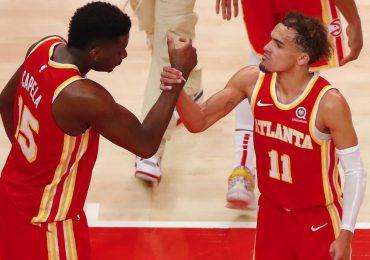 Los Hawks se avanzan 3-1 ante los Knicks en los playoffs de NBA