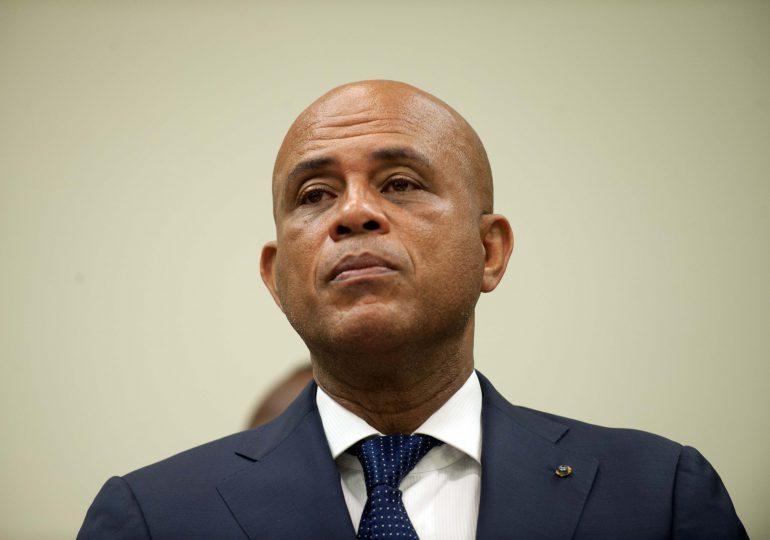 "Organizaciones civiles declaran ""Persona Non Grata"" en RD a expresidente Michel Martelly"