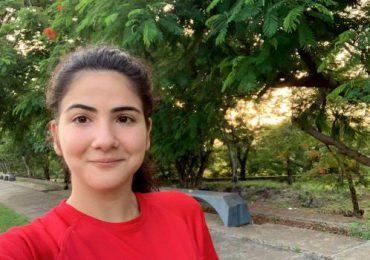 Natalia Mármol asegura cargo en el Gobierno es como miembro honorífico sin remuneración
