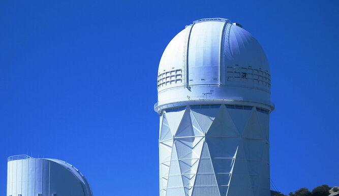 Un nuevo telescopio medirá la expansión del universo