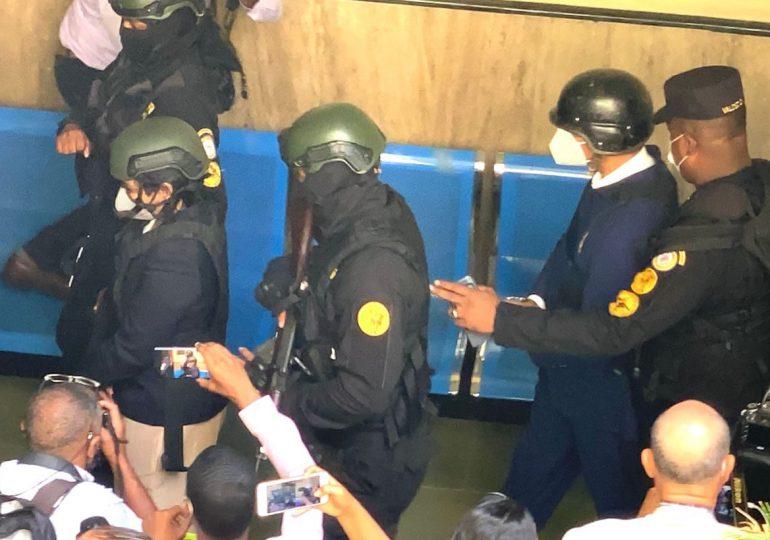 Inicia audiencia contra  implicados en Operación Coral