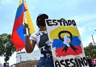"""Colombia llama a un diálogo con """"todos los sectores"""" por protestas"""