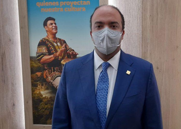 """Samuel Pereyra: """"En Fitur 2021 mostraremos que RD  está abierta para recibir a los turistas"""""""