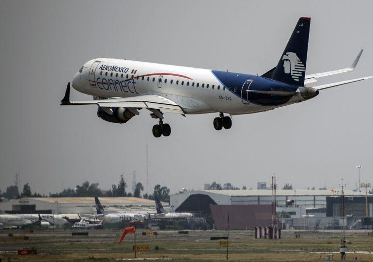 EEUU rebaja calificación de seguridad aérea de México