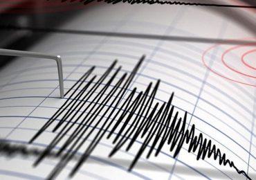 Se registra fuerte temblor de tierra en el territorio nacional
