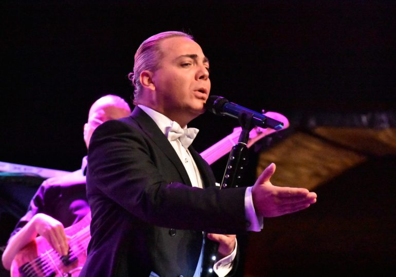 Cristian Castro anuncia concierto en la República Dominicana