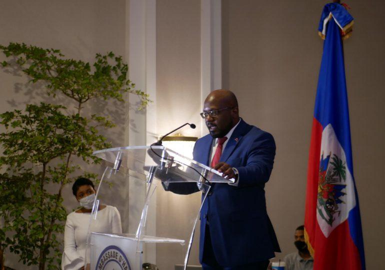 Embajada de Haití en RD celebra acto en el Día Nacional de la Bandera haitiana