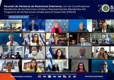 SICA: En 2021, ONU contribuirá con Centroamérica y el SICA en la recuperación pospandemia
