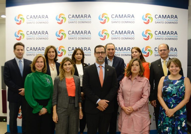 Cámara de Comercio de Santo Domingo elige nueva directiva período 2021-2023